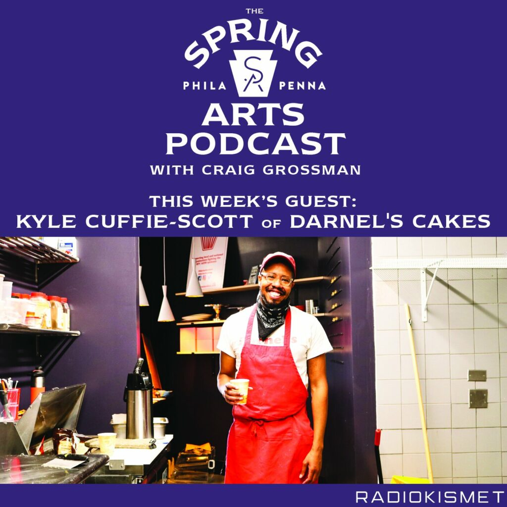 Spring Arts Podcast