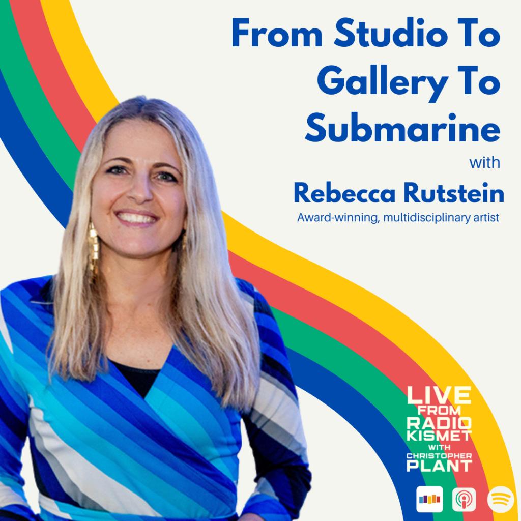 Rebecca Rutstein Cover Art