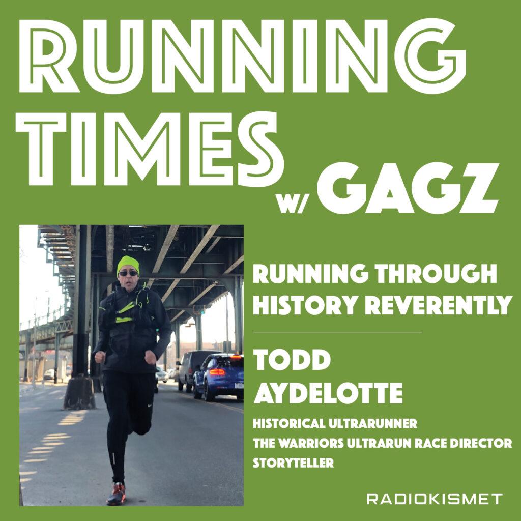 Running Times Cover Art