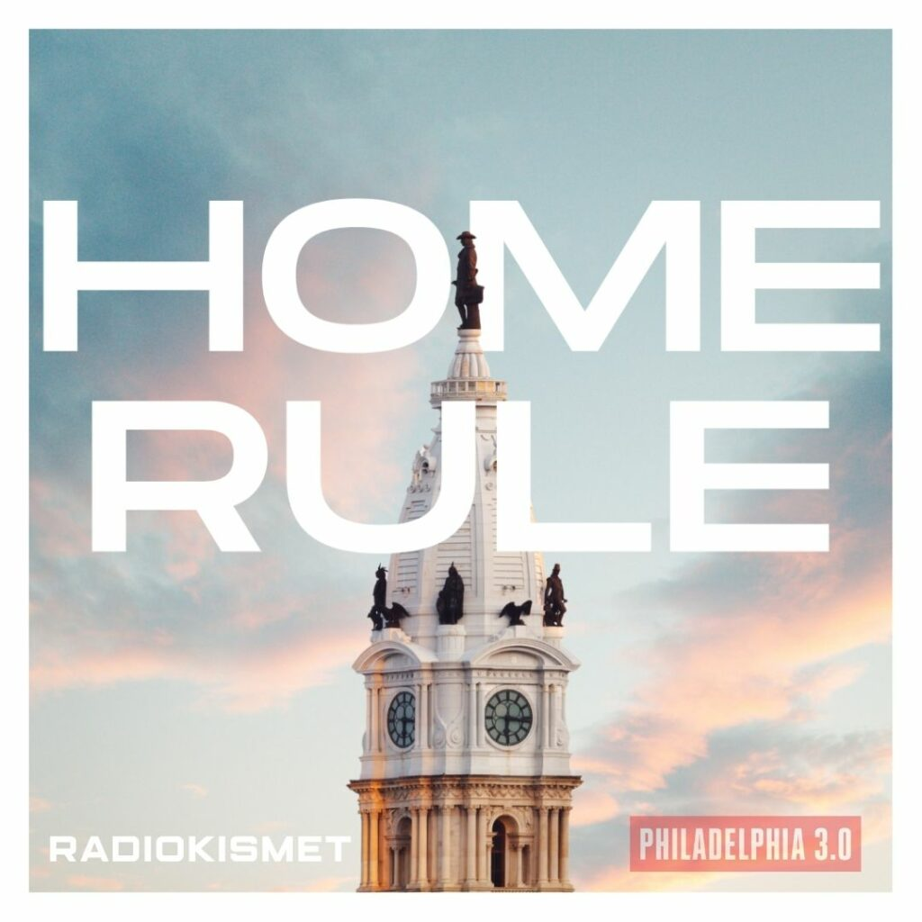 Home Rule Cover Art