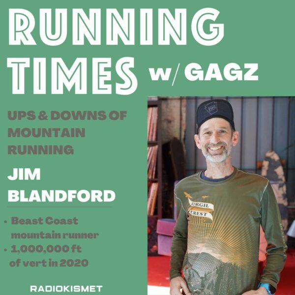 Ups And Downs Of Mountain Running Cover Art