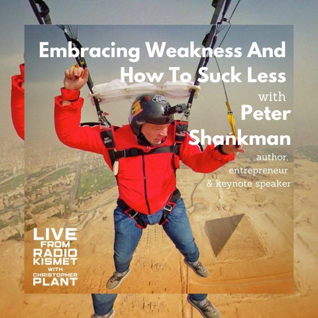 Peter Shankman Cover Art