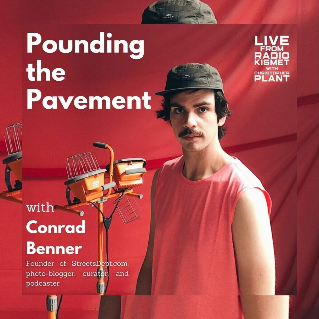 Pounding The Pavement Cover Art