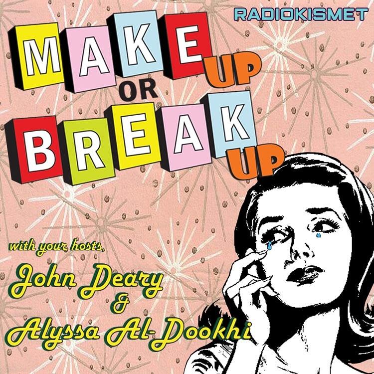 Make Up Or Break Up Cover Art