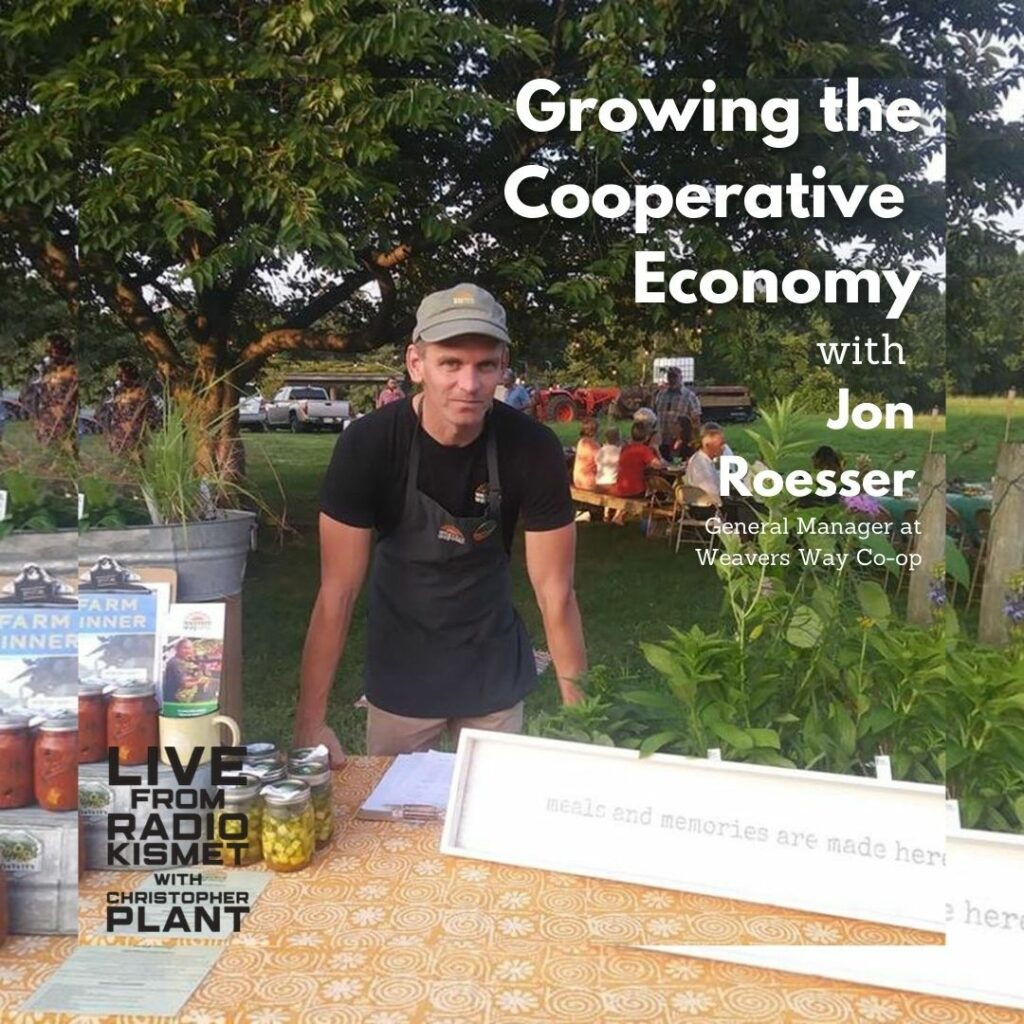 Growing The Cooperative Economy Cover Art