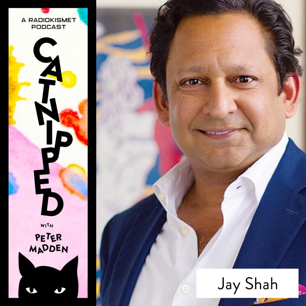 Jay Shah Cover Art