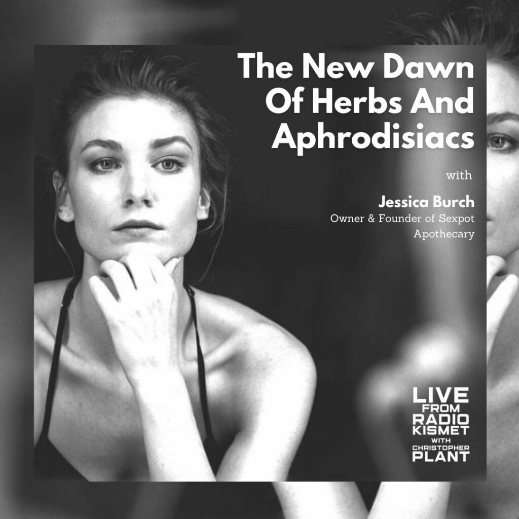 The New Dawn Of Herbs And Aphrodisiacs Cover Art