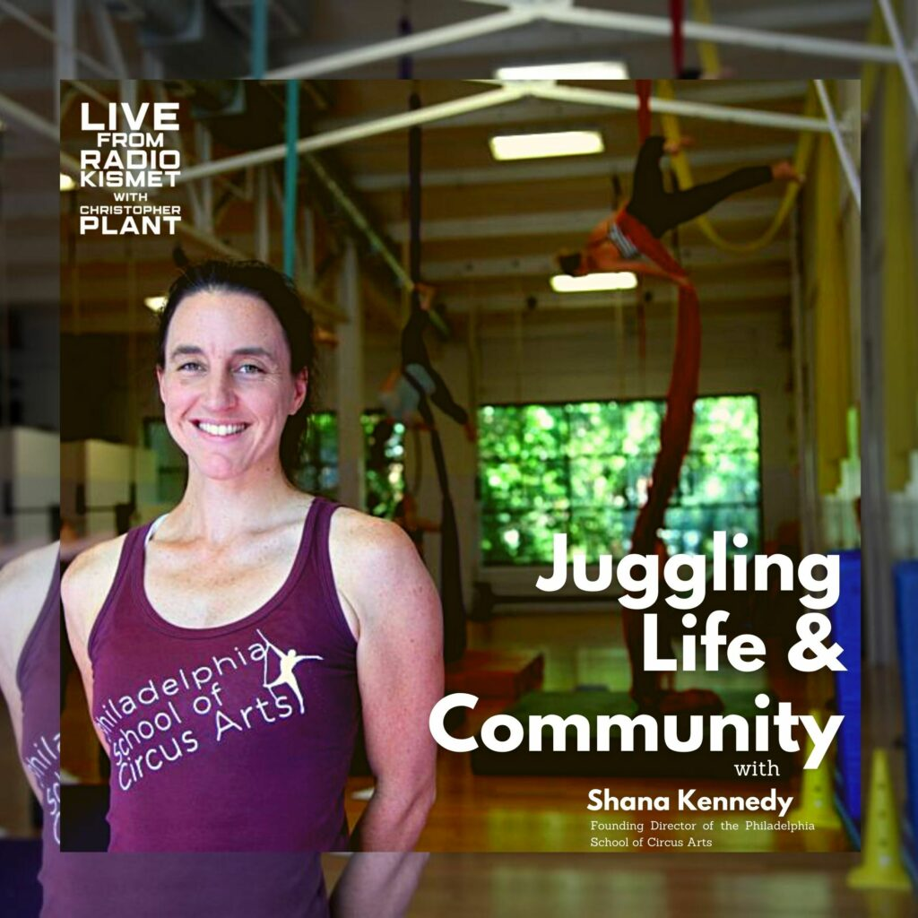 Juggling Life And Community Cover Art
