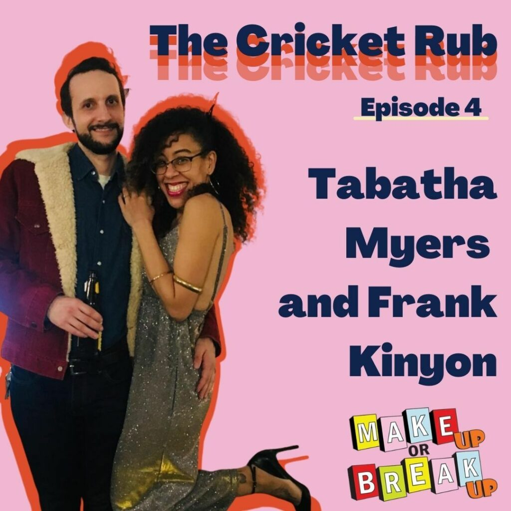 The Cricket Rub Cover Art