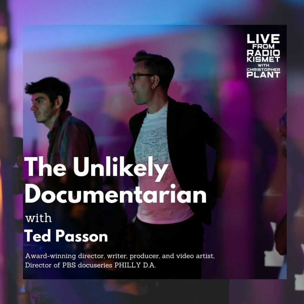 The Unlikely Documentarian Cover Art