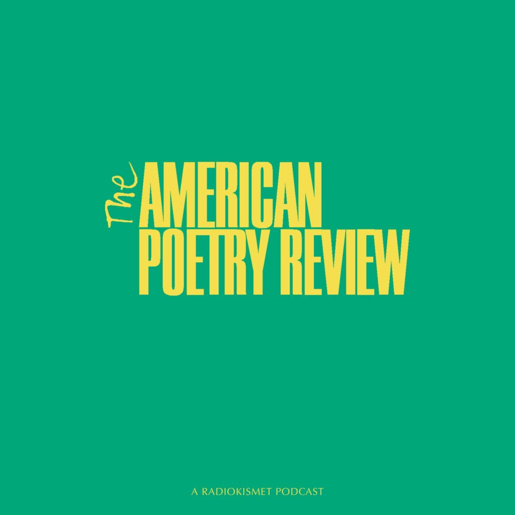 American Poetry Review Cover Art