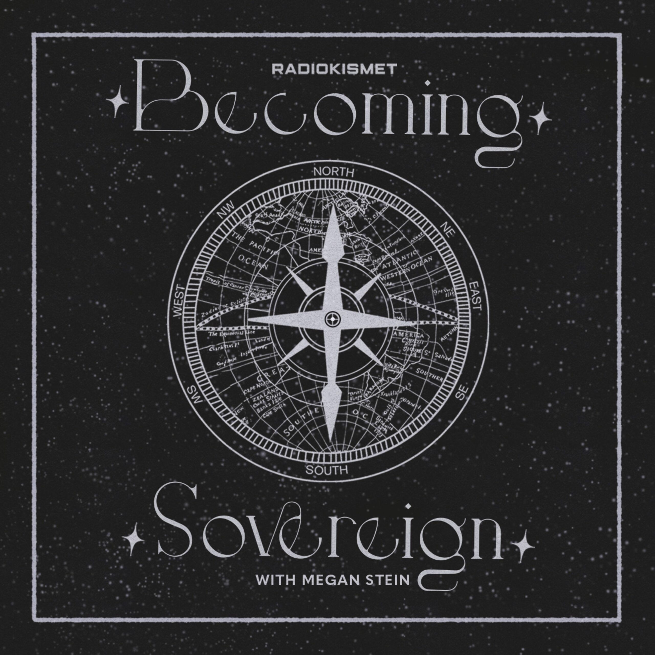 Becoming Sovereign Cover Art