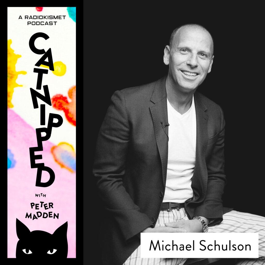 Michael Schulson Cover Art