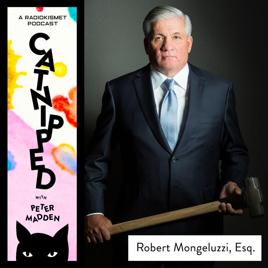 Robert Mongeluzzi Cover Art