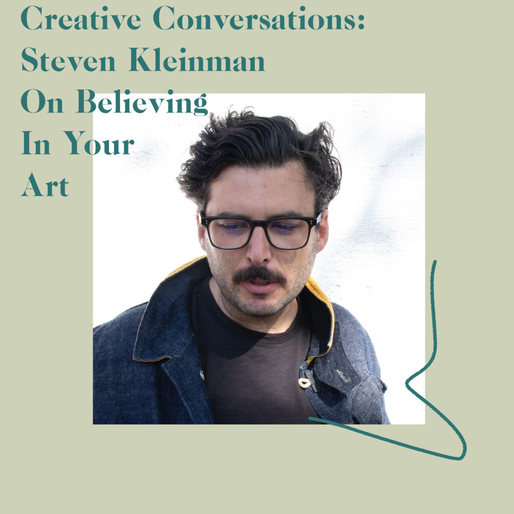 Believing In Your Own Art Cover Art